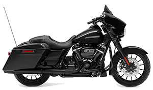 Image of a Harley-Davidson Touring Motorcycle